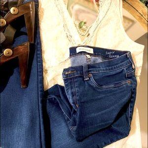 Henry & Belle Super Skinny Jeans 👖FINAL PRICE